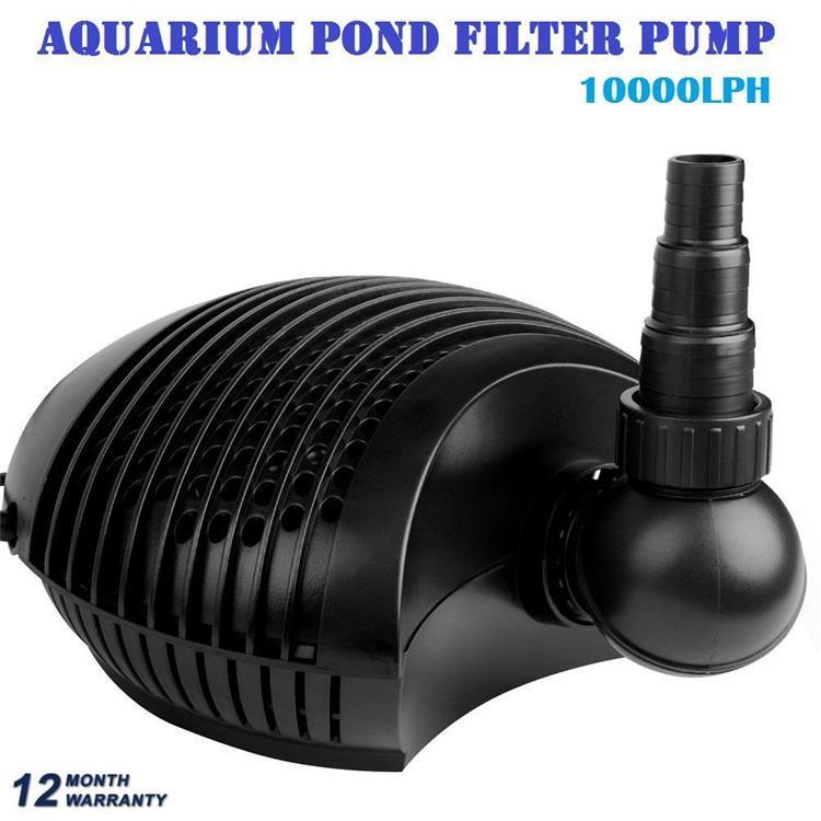 Aquarium Pond Filter Pump 10000lph 155w Motor Marine
