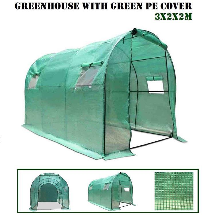 Walk In Greenhouse Garden Plants Pvc House Shed Pe Cover