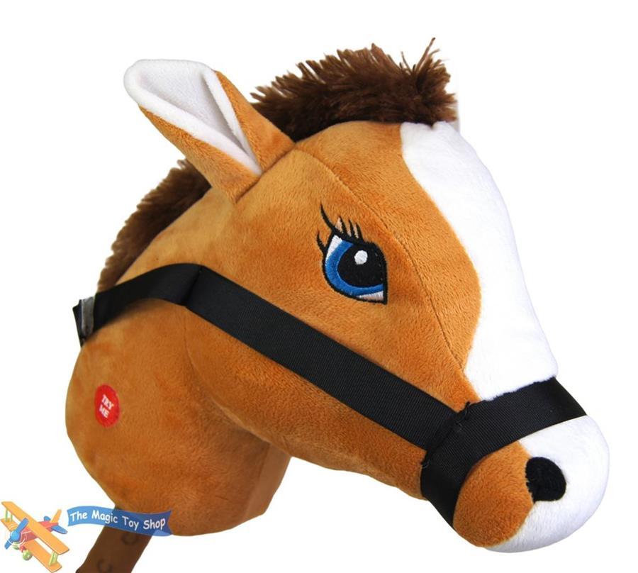Brown Hobby Horse