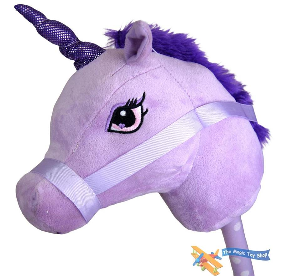 Its Magical Toys : New kids hobby horse or unicorn with galloping neighing