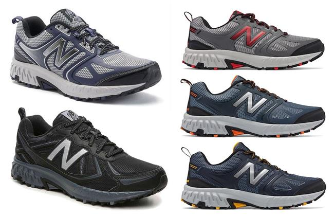 0729591844927 NEW BALANCE Men's Trail Running Sneakers, 5 Colors, Medium D & XWide ...