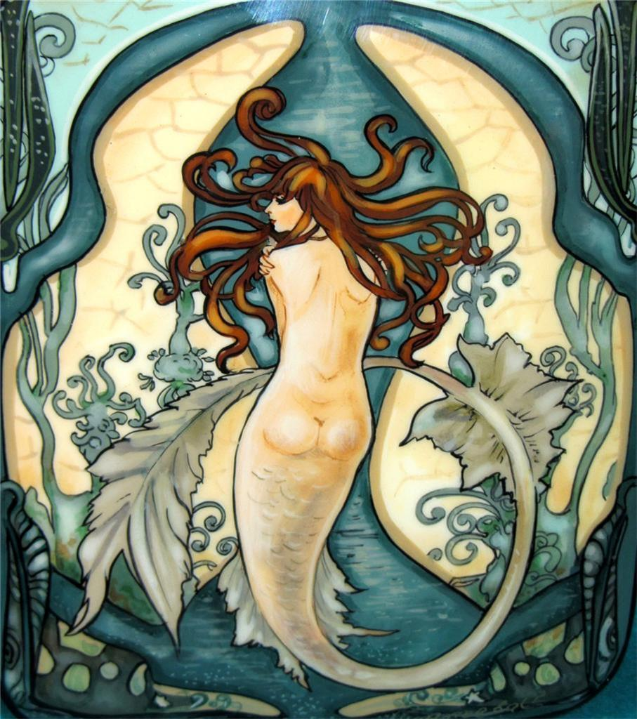 Mermaids In Russian Mythology Are 60