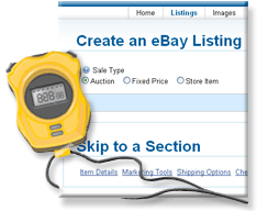 listing tool